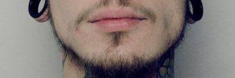 Piercing hombre