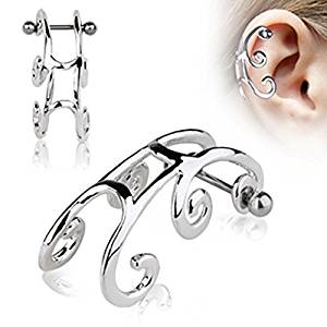 conch piercing acupuncture