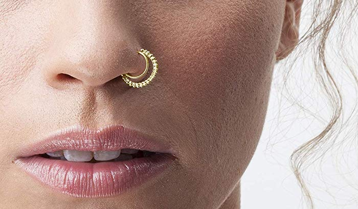 nostril piercing price