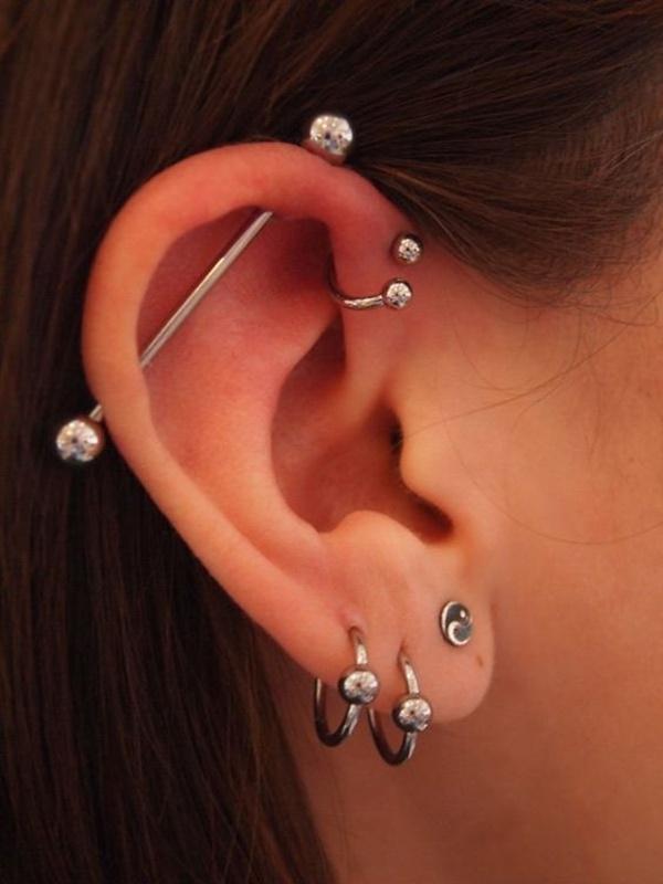 piercing industrial pain