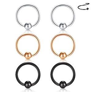 orbital piercing hoop