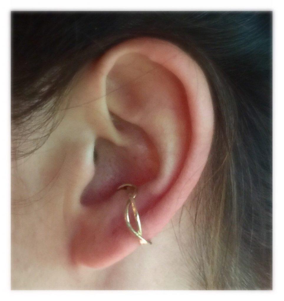 orbital piercing acıyor mu