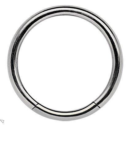 piercing titanio orelha