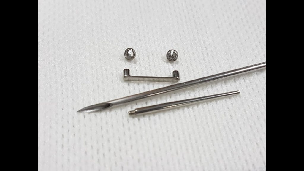 surface piercing aftercare