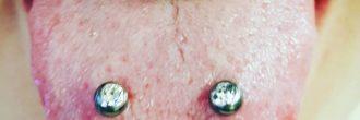 Venom piercing